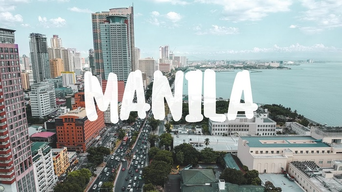 "Photo of city with ""Manila"" over top"