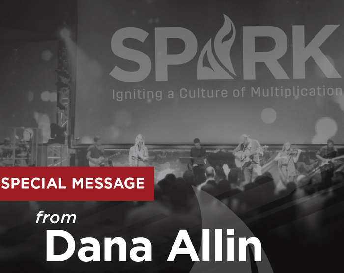 Special message from Dana Allin