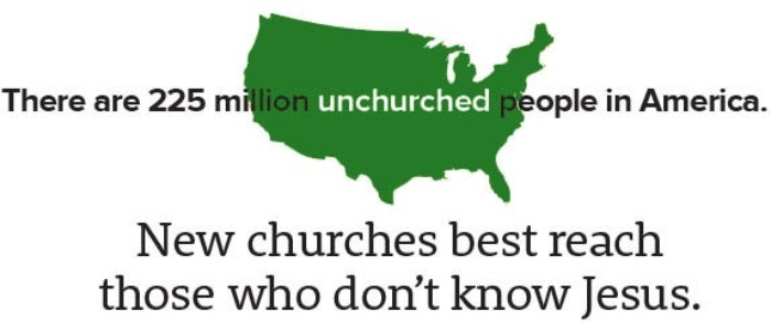 There are 225 million untouched people in America