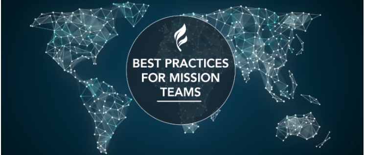best practices for mission teams